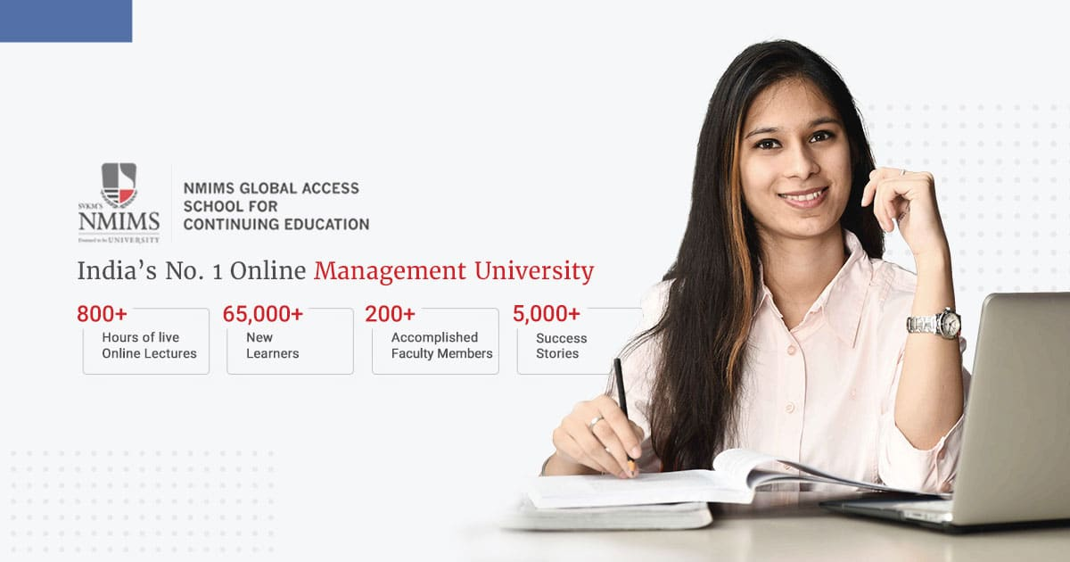 NMIMS - Online & Distance Learning Programs in Management